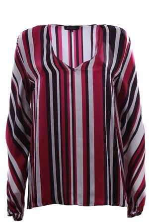 Silk v-neck ANTONELLI | 5032279 | ALBERTB1614T223CC094