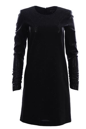 Calf lenght dress lurex effect ANTONELLI | 5032276 | MARLINB6401T364C999