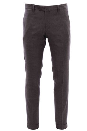 Micro pattern wool pants BRIGLIA | 5032272 | BG03S4810946