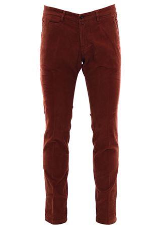 Pantalone in velluto BRIGLIA | 5032272 | BG0548518538