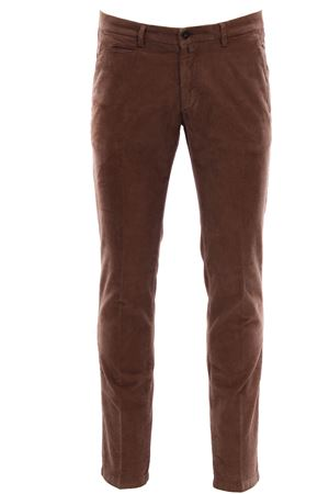 Velvet pants BRIGLIA   5032272   BG0548518573