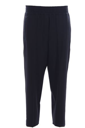 Pants with side band BRUNELLO CUCINELLI | 5032272 | M0W07P7042C2803