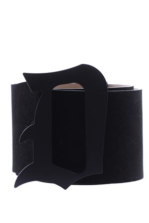 Belt with buckle DONDUP | 5032288 | WC190Y00689DXXXPDD999