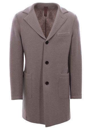 Cappotto in lana taglio vivo ELEVENTY | 5032278 | 979CS0105CAS2400402