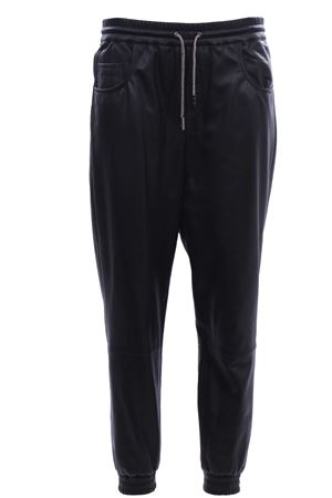 Leather pants ELEVENTY | 5032272 | 980PL0125PEL2601505