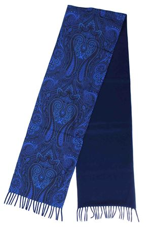 Cashemere and silk london scarf