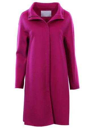 Cappotto con zip e piegoni FABIANA FILIPPI | 5032278 | CTD129W759A3632155