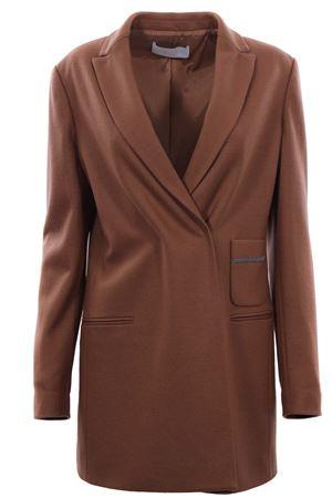 Double breasted long jacket FABIANA FILIPPI | 5032284 | GCD129W731A3491209