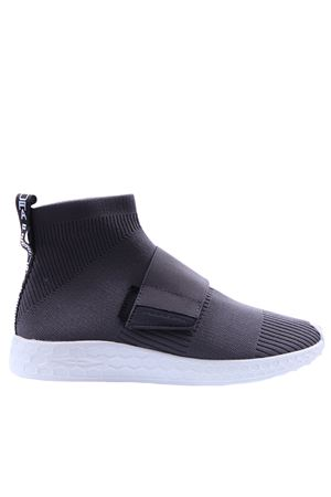 Slip on with velcro