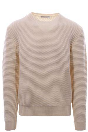 Girocollo in lana punto pannocchia FILIPPO DE LAURENTIS | -161048383 | B22161100