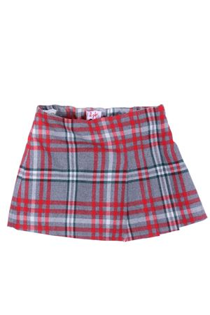 Checked skirt IL GUFO | 5032307 | GN057W3039579