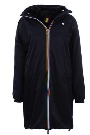 Clelienylon fur jacket K-WAY | 5032285 | K009N30DK02