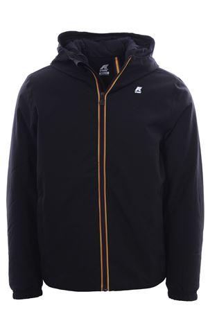 Jukes warm macro ripstop jacket K-WAY | 5032285 | K00B0S0UK02