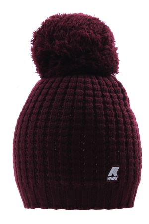 Cappello vincienne waffle stitch K-WAY | 5032304 | K00BRJ0288