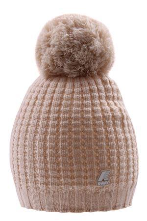 Cappello vincienne waffle stitch K-WAY | 5032304 | K00BRJ0B65