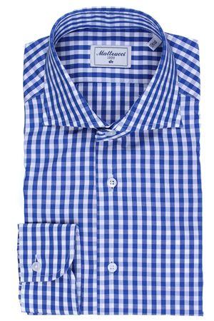 Cotton checked shirt MATTEUCCI 1939 | 5032279 | 08150455