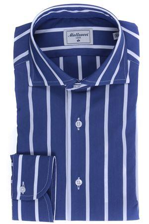 Striped shirt MATTEUCCI 1939 | 5032279 | 09199250