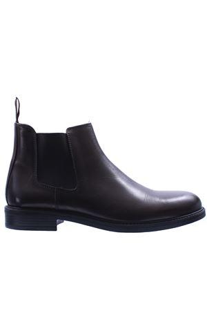 Leather beatles MODESTO BERTOTTO | 5032300 | 3135MARRONE