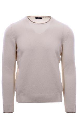 Virgin wool crew neck N&L | -161048383 | 2311125011001