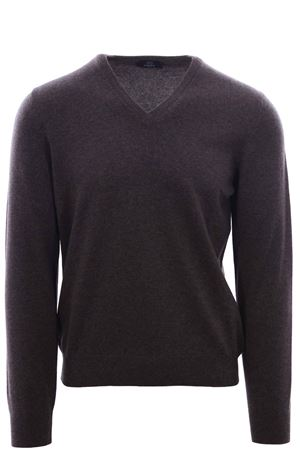 Wool v-neck