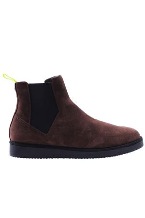 Beetle suede venezia PANCHIC | 5032300 | P01M15003S1CHOCOLATE