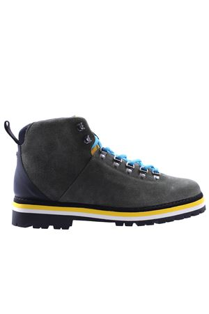 Hiking boot suede stoccarda PANCHIC | 5032300 | P09M15025S1BIRCH BLACK