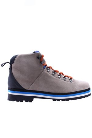 Hiking boot suede stoccarda PANCHIC | 5032300 | P09M15025S1EARTH