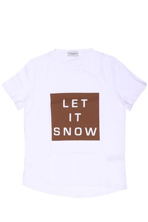 T-shirt with print PAOLO PECORA | 8 | PP1957BIANCO