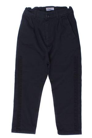 Cotton pants PAOLO PECORA | 5032272 | PP1993NERO