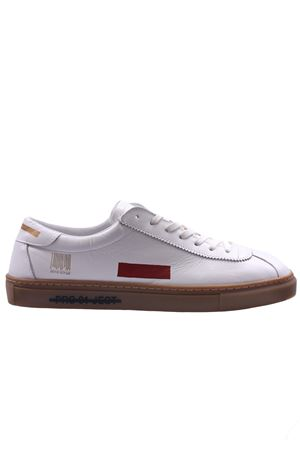 Sneakers in pelle PRO01JECT | 20000049 | PRJ1009WHITE