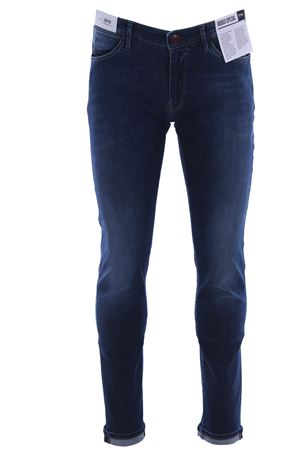 Jeans swing traveller in denim strech PT05 | 24 | C5DJ05Z20TRVOA23MS52