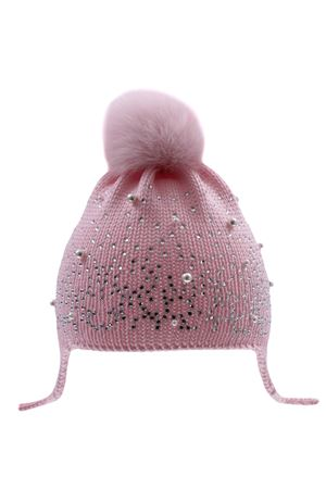 Wool hat REGINA | 5032304 | 90219ROSA