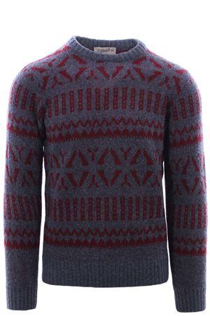 Sweater with geometric pattern S.MORITZ | -161048383 | B07111015