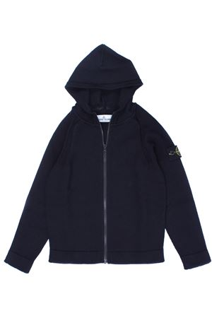 Cardigan with hood STONE ISLAND | -161048383 | 7116507A2V0020