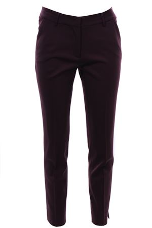 Wool pants
