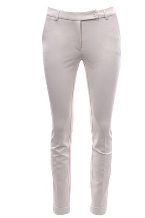 Jersey pants with cuffs VIA MASINI 80 | 5032272 | CORSOFIRENZEA19M640MG440
