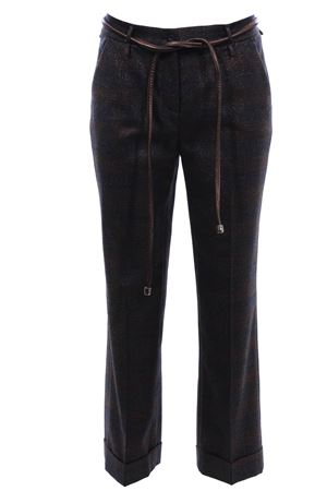 Pants with belt VIA MASINI 80 | 5032272 | VIADELLASPIGALA19M664MC426