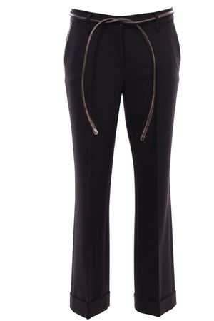 Pants with belt VIA MASINI 80 | 5032272 | VIADELLASPIGALA19M664N234