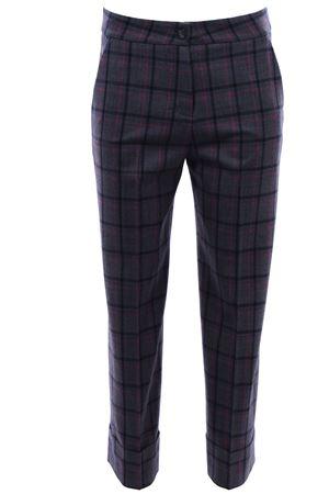 Virgin wool pants VIA MASINI 80 | 5032272 | VIAMONTENAPOLEONEA19M650ML566