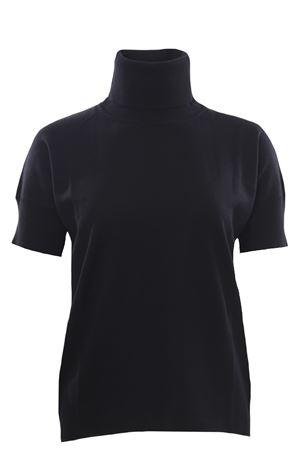 Collo alto in lana manica corta ALPHA | -161048383 | AD4001G1005