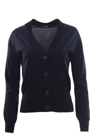 Cardigan corto in lana ALPHA | -161048383 | AD4007E1003