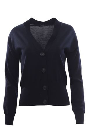 Wool short cardigan ALPHA | -161048383 | AD4007E1003