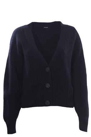 Wool and cashemere short cardigan ALPHA | -161048383 | AD4241E1094