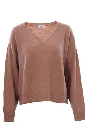 Virgin wool v-neck ALTEA | -161048383 | 206150034R
