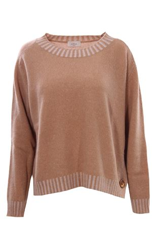 Wool and cashemere crew neck ALTEA | -161048383 | 206152031R