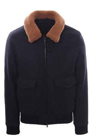 Wool bomber dexter