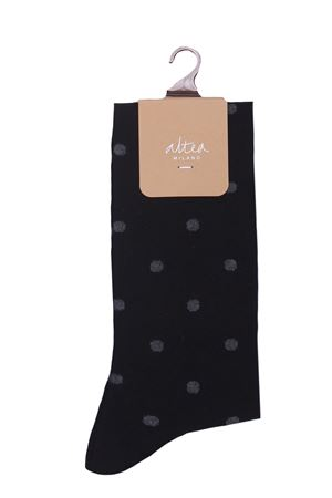 Long socks polka dot