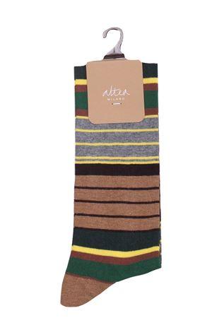 Long striped socks ALTEA | 33 | 206804003