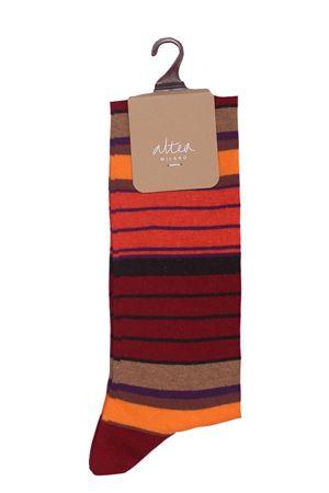 Long striped socks ALTEA | 33 | 206804004