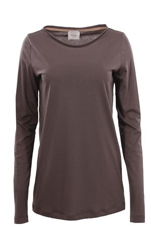 Jersey t-shirt ALYSI | 8 | 150410A0048ARGILLA